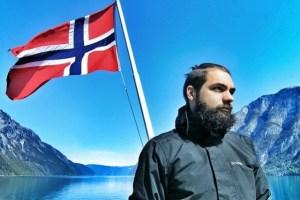 ノルウェー人男性1