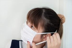 マスクをかける
