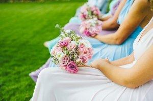 結婚式に参列する夢