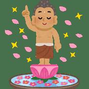 hanamatsuri_tanjoubotoke