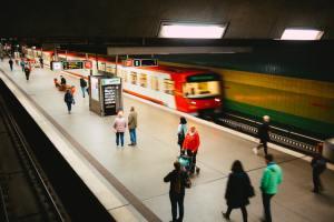 電車での出会い体験談