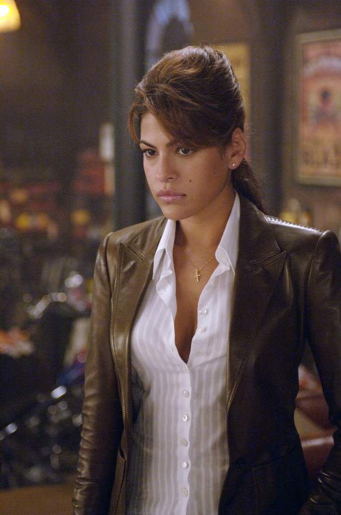 Eva Mendes in Ghost Rider