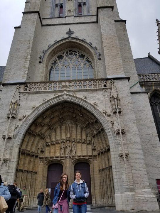Sint-Baafskathedraal- St. Baaf's Cathedral