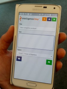 mobile intelligence publish articles on the go