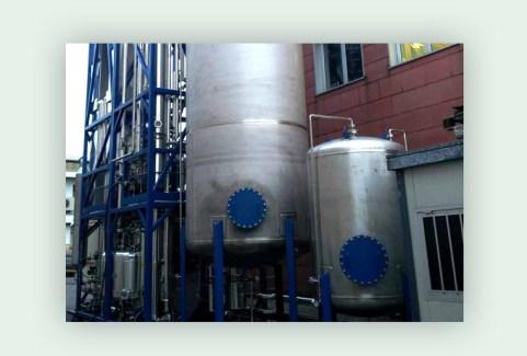 Methylene Chloride Recovery