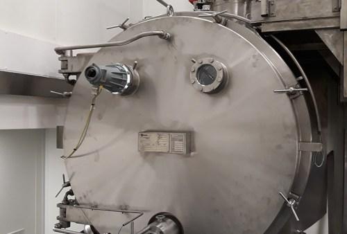 Horizontal Paddle Dryer