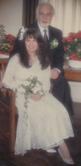 Wedding photo13 Dec 1990