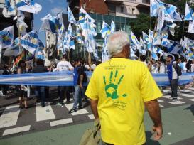 Manif 40 anos Argentina - março 2016 (66)