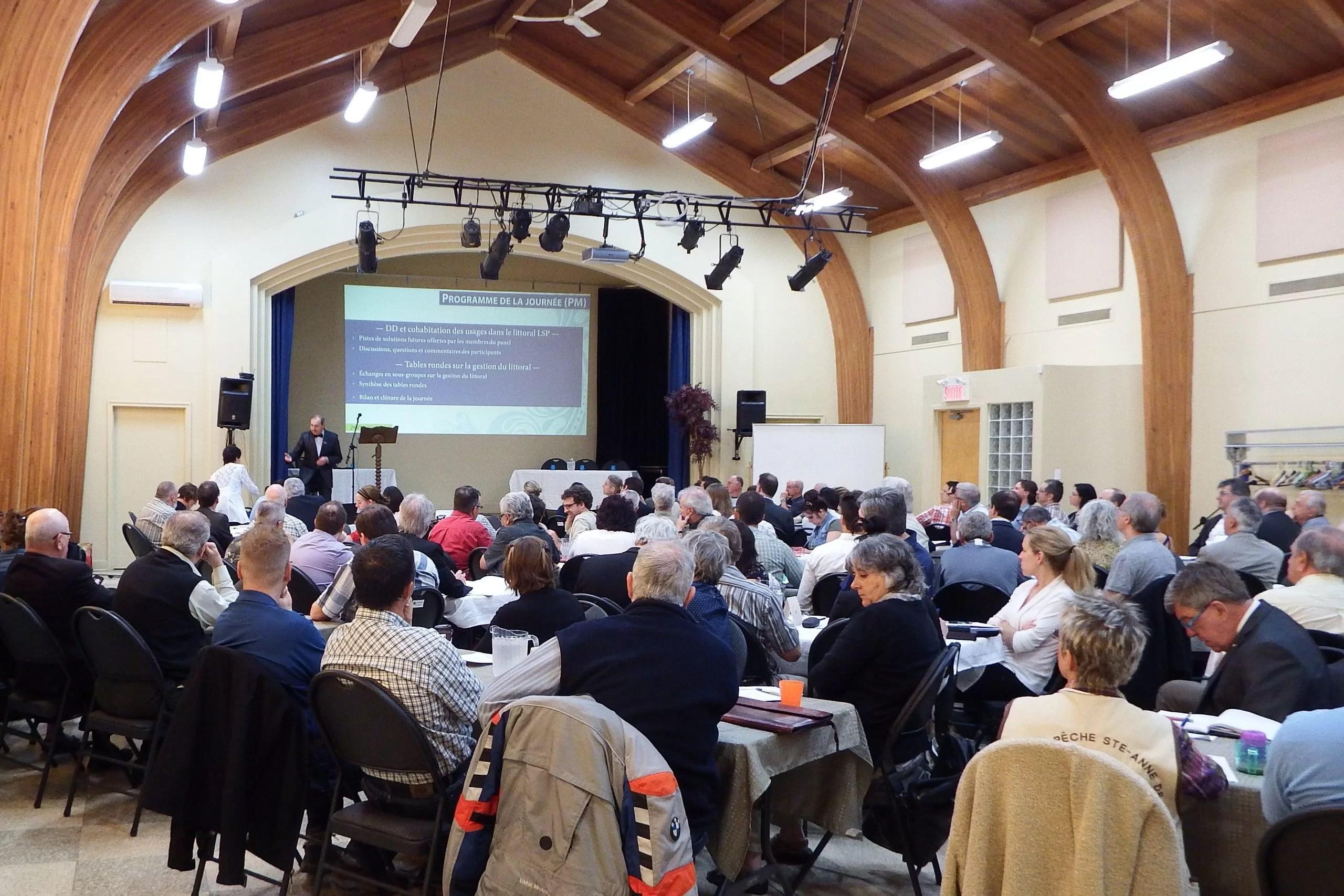 Le Forum TCRLSP 2015 est un succès!