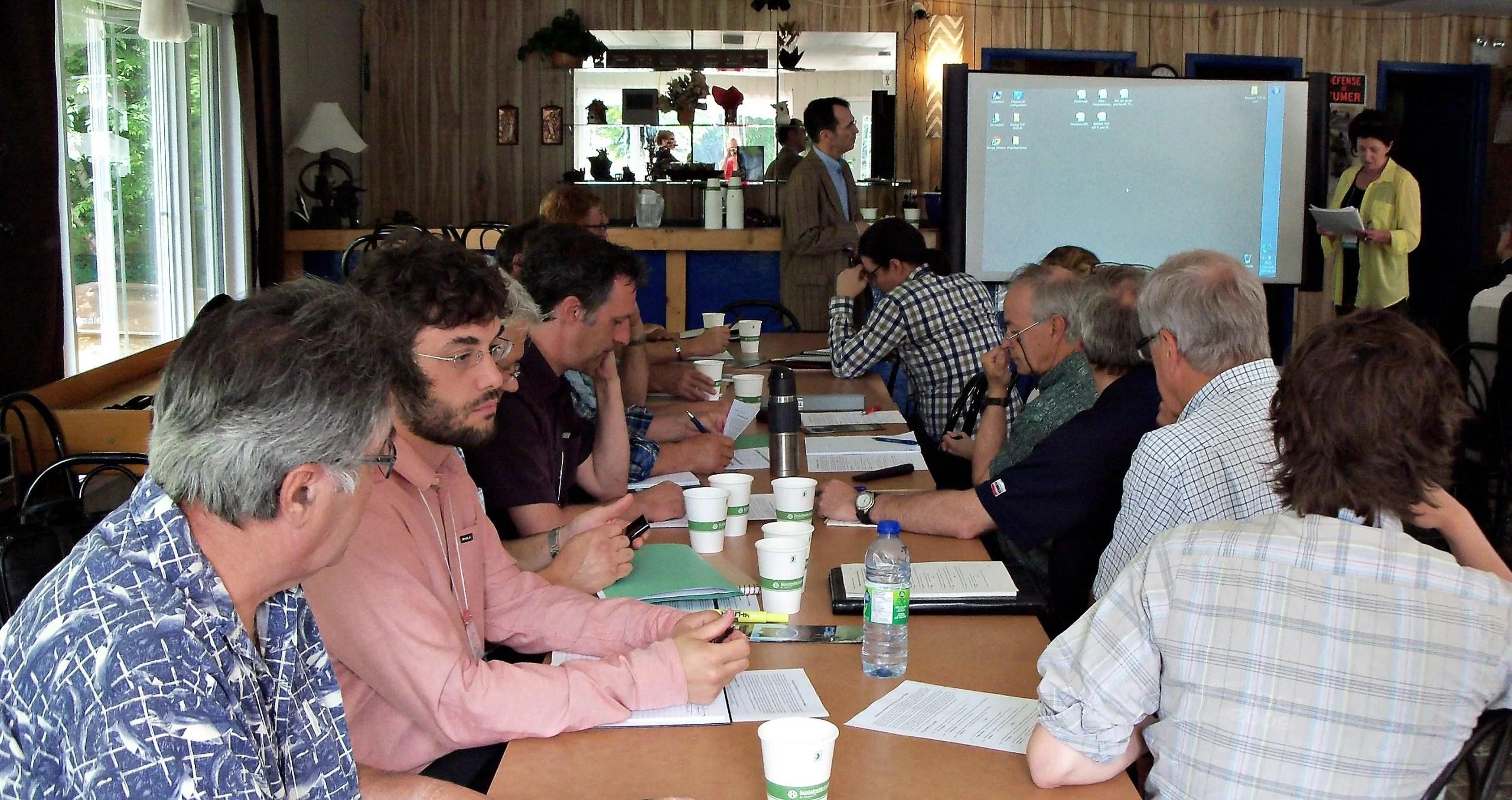 Une journée de conférences sur l'état du lac Saint-Pierre