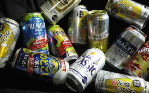 ビール系飲料・2017年11月~今月は豊作!?