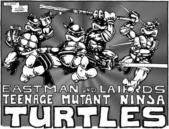 Teenage Mutant Ninja Turtles 1984