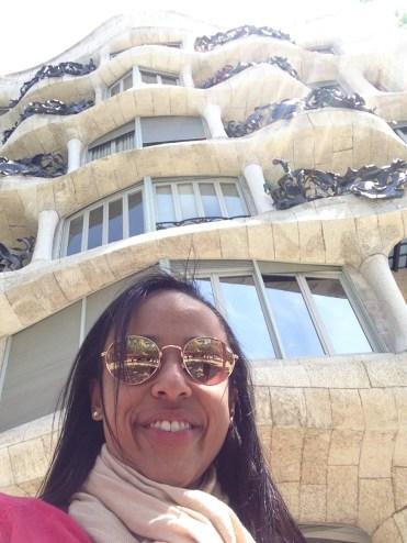 La Casa Milá (La Pedrera) - Gaudí