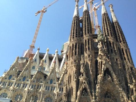 La Sagrada Família - Gaudí