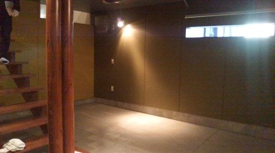 ザウスの完成見学会3 -宝塚のガレージハウス-