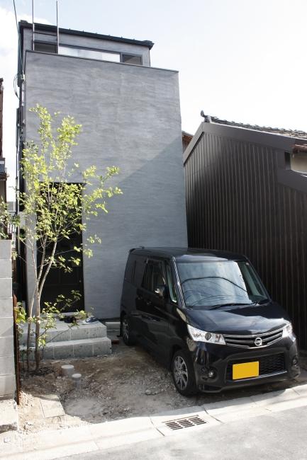 ザウスの完成見学会24 -奈良・北半田中町の中庭のある家 1/6-