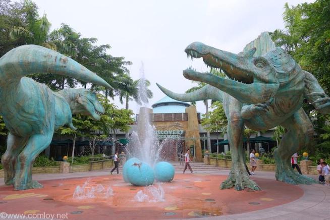 ユニバーサルスタジオ シンガポール