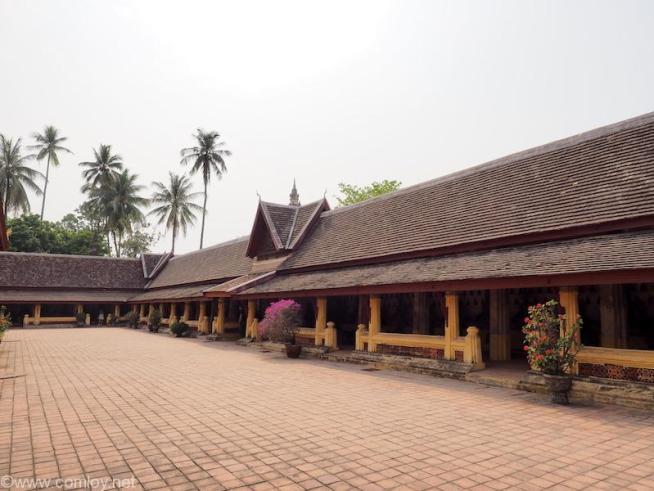 シーサケット寺院(Wat Sisaket)回廊