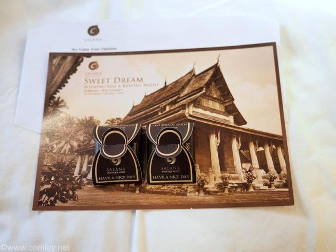 Salana Boutique Hotel,Vientiane