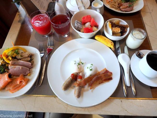 Capella Singapore Buffet