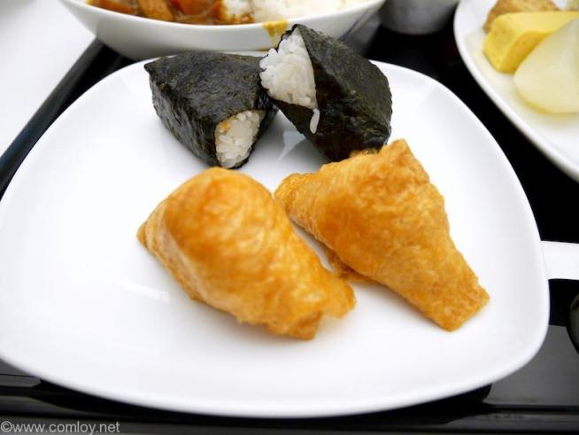 羽田 ANAスイートラウンジお食事