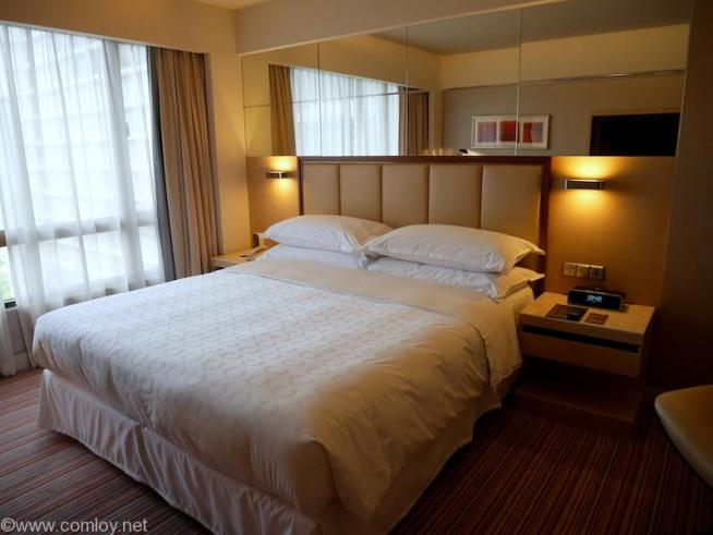 Sheraton Hong Kong Hotel & Towersお部屋
