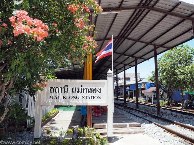 MAE KLONG STATION