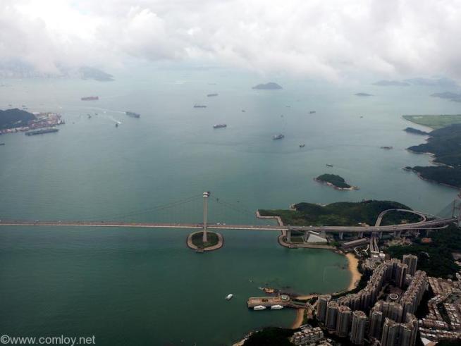 香港ーマカオをつなぐ橋 港珠澳大橋