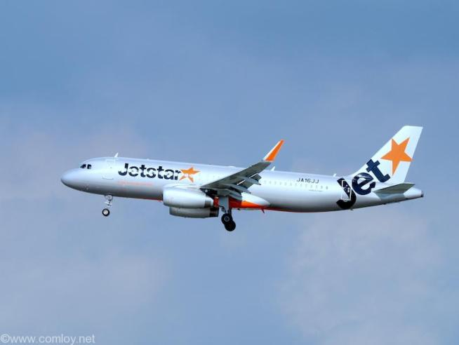 Jetstar A320