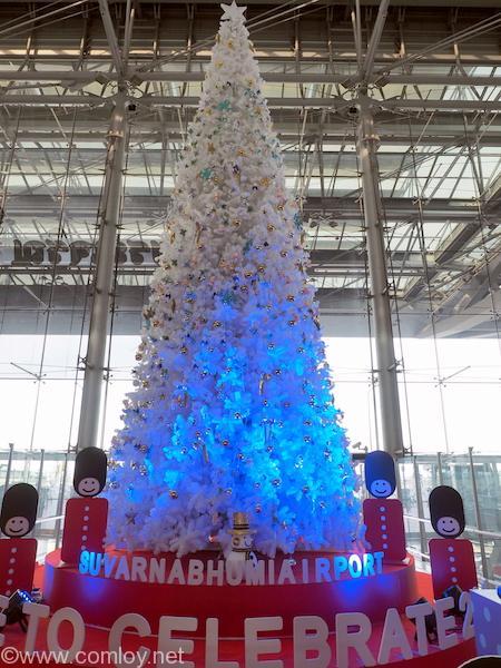 バンコクスワンナプーム空港