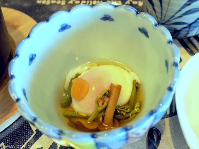 犬御殿 仙石原温泉 森のあかり 朝食