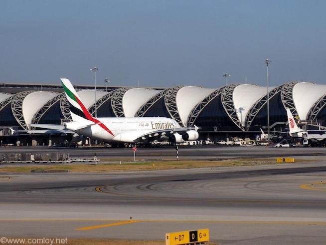 エミレーツ航空 A380