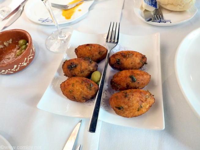 マカオ ポルトガル料理 antonio