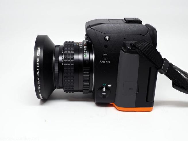 PENTAX K-S2+SMC PENTAX-A 28mm f2.8