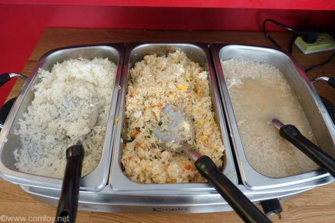 ADMIRAL SUITES朝食