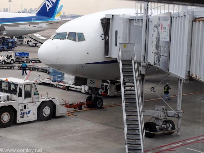 JA701A Boeing777-281 27938/77 1997/06