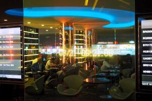 EVE AIR 「THE INFINITY」Lounge