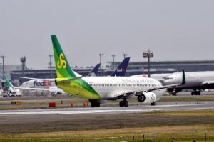 春秋航空日本 ( Spring Airlines JAPAN ) B737-800 機体番号JA03GR 型式737-86N 製造番号41272/4819 登録2014/03
