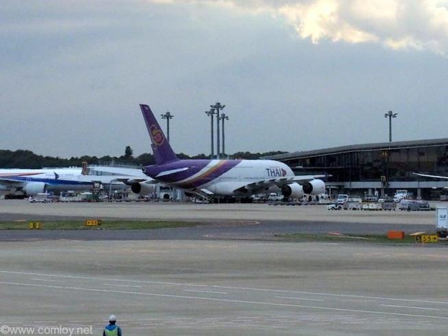 タイ航空A380