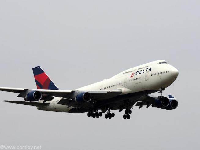 機体番号N662US B747-400 型式Boeing747-451 製造番号23720/708 登録2008/10