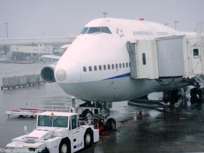 JA8964 B747-400 Boeing747-4818D) 27163/996 1994/03〜2011/10