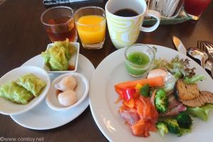 今日の朝食@The Westin Bangkok