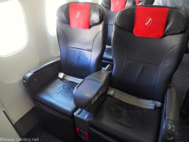 日本航空 JAL917 羽田 - 那覇 ClassJ