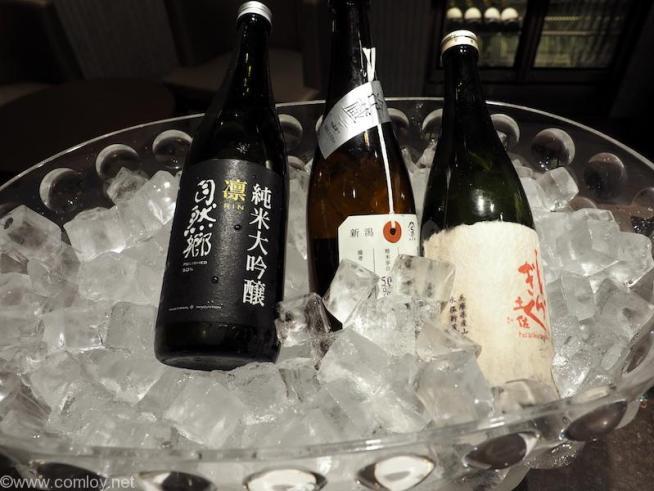 「RED SUITE」 日本酒各種