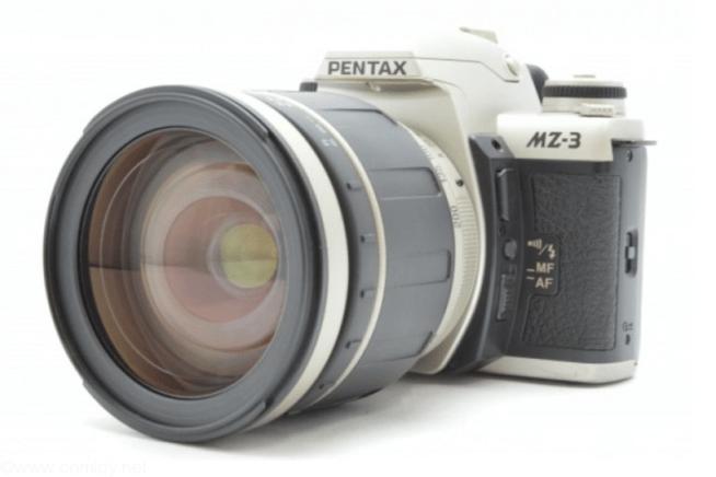 PENTAX MZ-3とTAMURON AF ASPHERICAL LD 28-200mm F3.5-5.6 271D セット