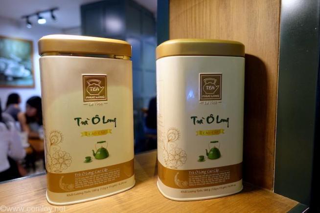 """Phuc Long(フックロン) Coffee & Tea Express"""