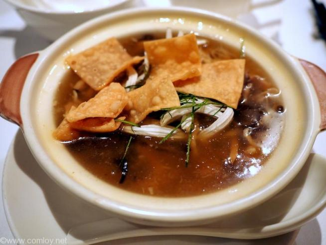 蛇のスープ