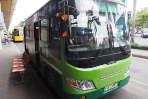 ベトナム ホーチミン 市バス