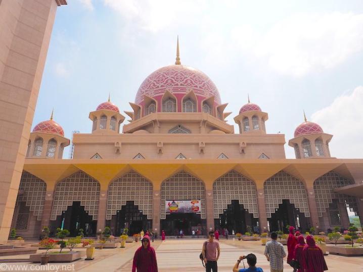 プトラモスク(ピンクモスク)/Masjid Putra