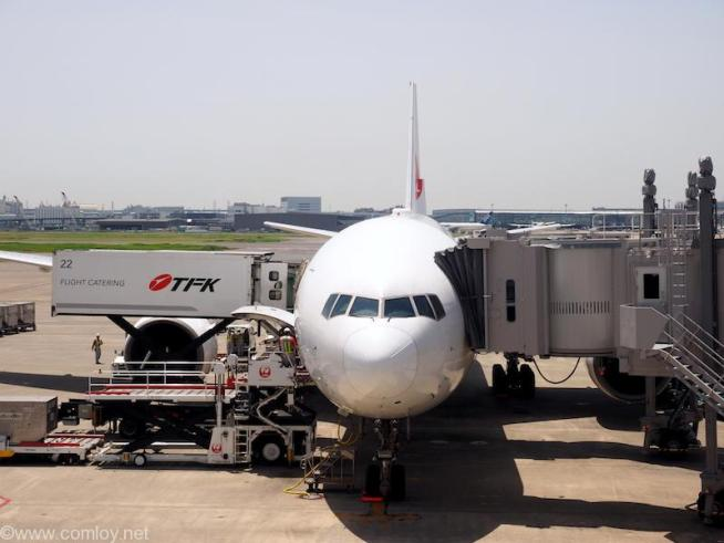 JA007D B777-200 Boeing777-289 27639/134 1998/04-2004/4